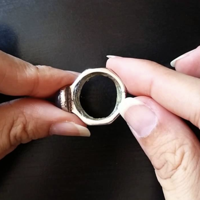 Ring Size Up - One Size