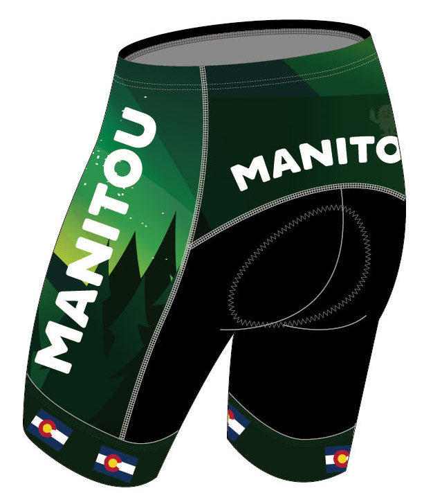 Manitou Monster Team Shorts