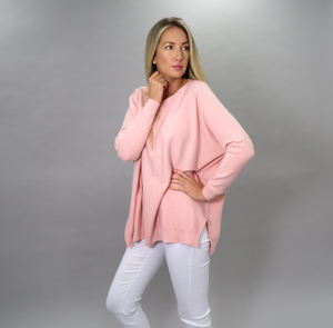 Super Soft Jumper in Pink