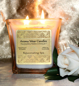 Rejuvenating Spa Candle