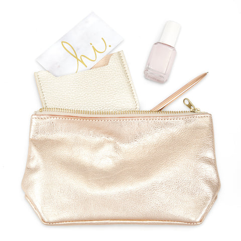 Emily Pouch by Annie Bukhman