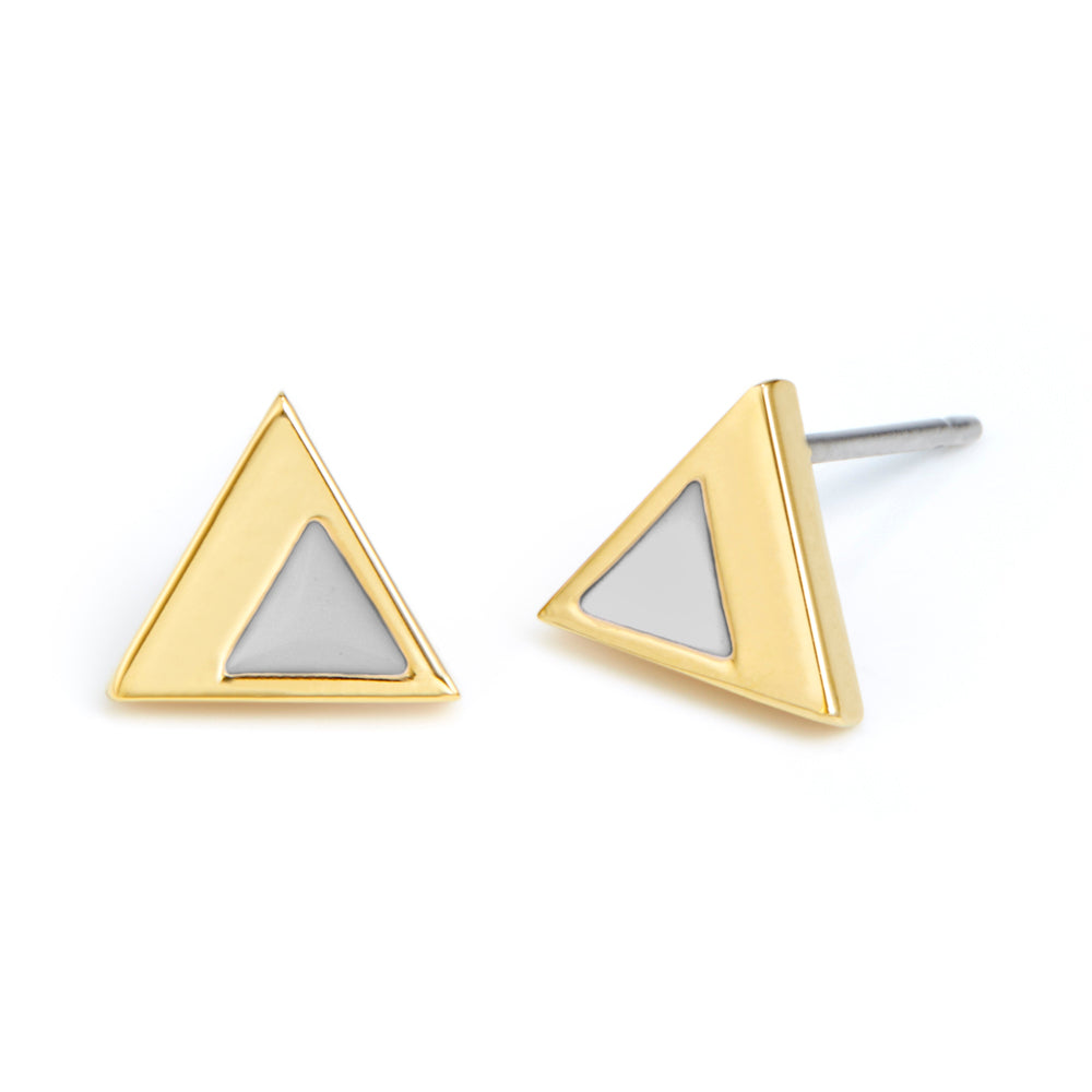 Cove Colorblock Earrings