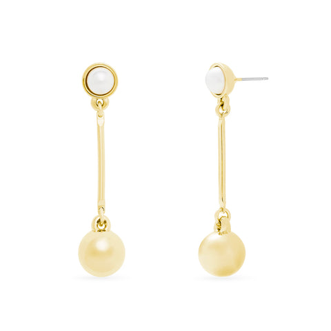 Lola Pearl Drop Earrings
