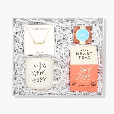 Mama Bear Gift Box Set