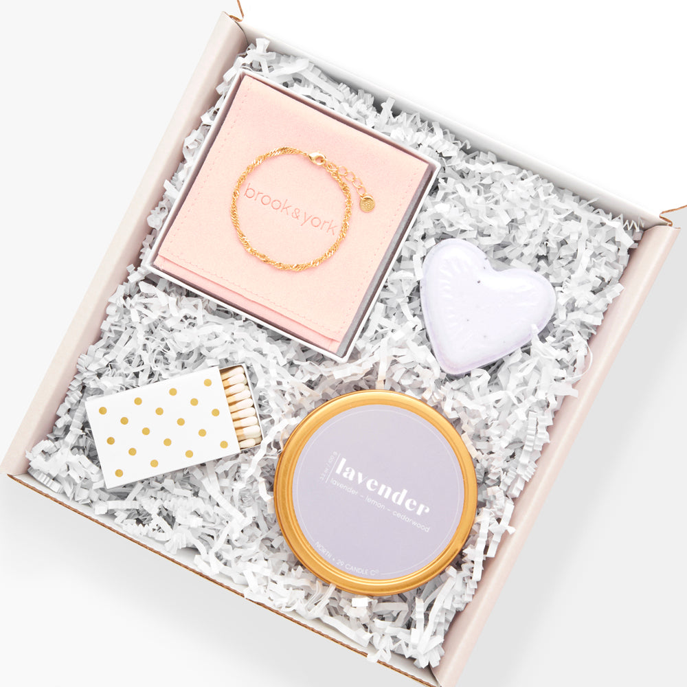 For All The Moms Spa Mini Gift Box Set