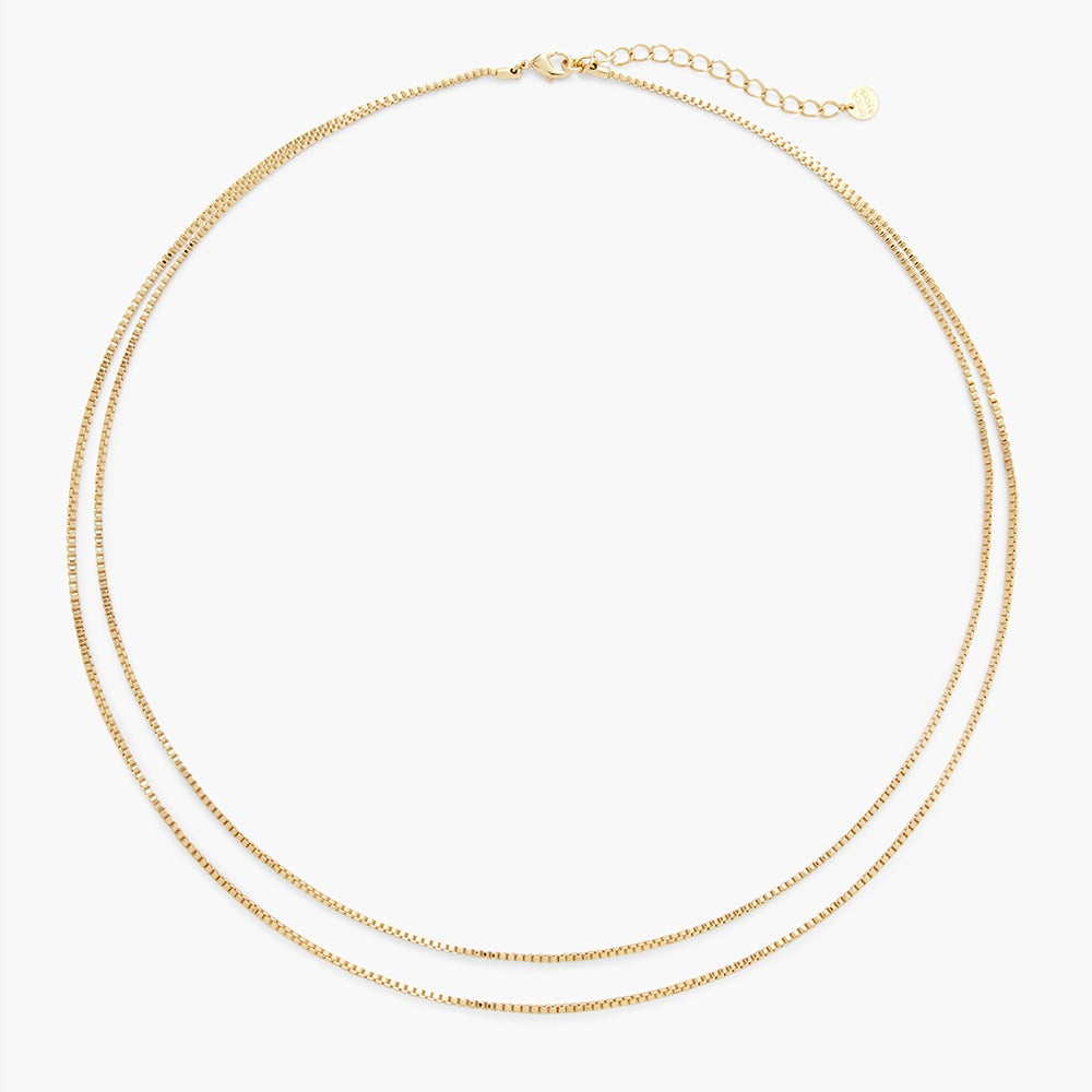 Emma Wrap Necklace
