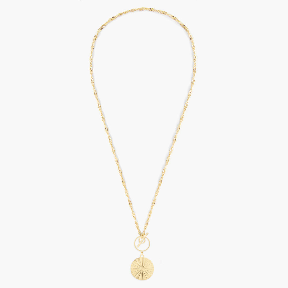 Celeste Toggle Necklace
