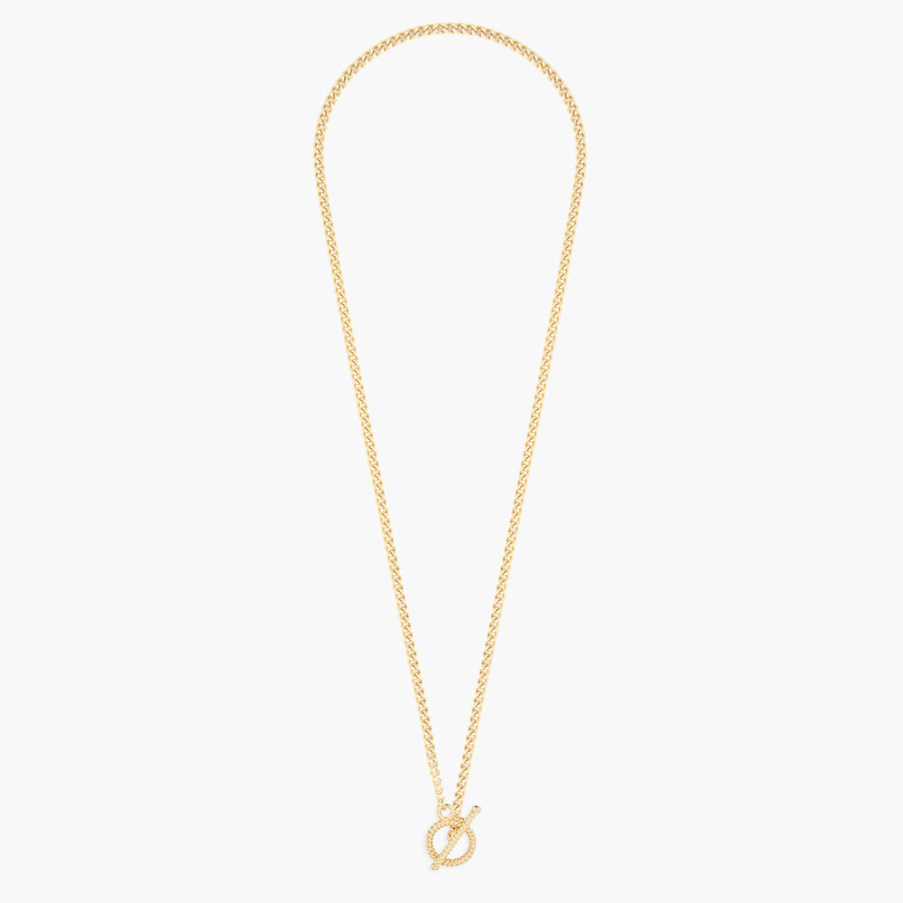 Liv Rope Toggle Necklace