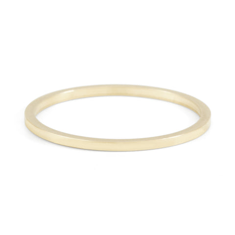 Aria 14K Thin Ring