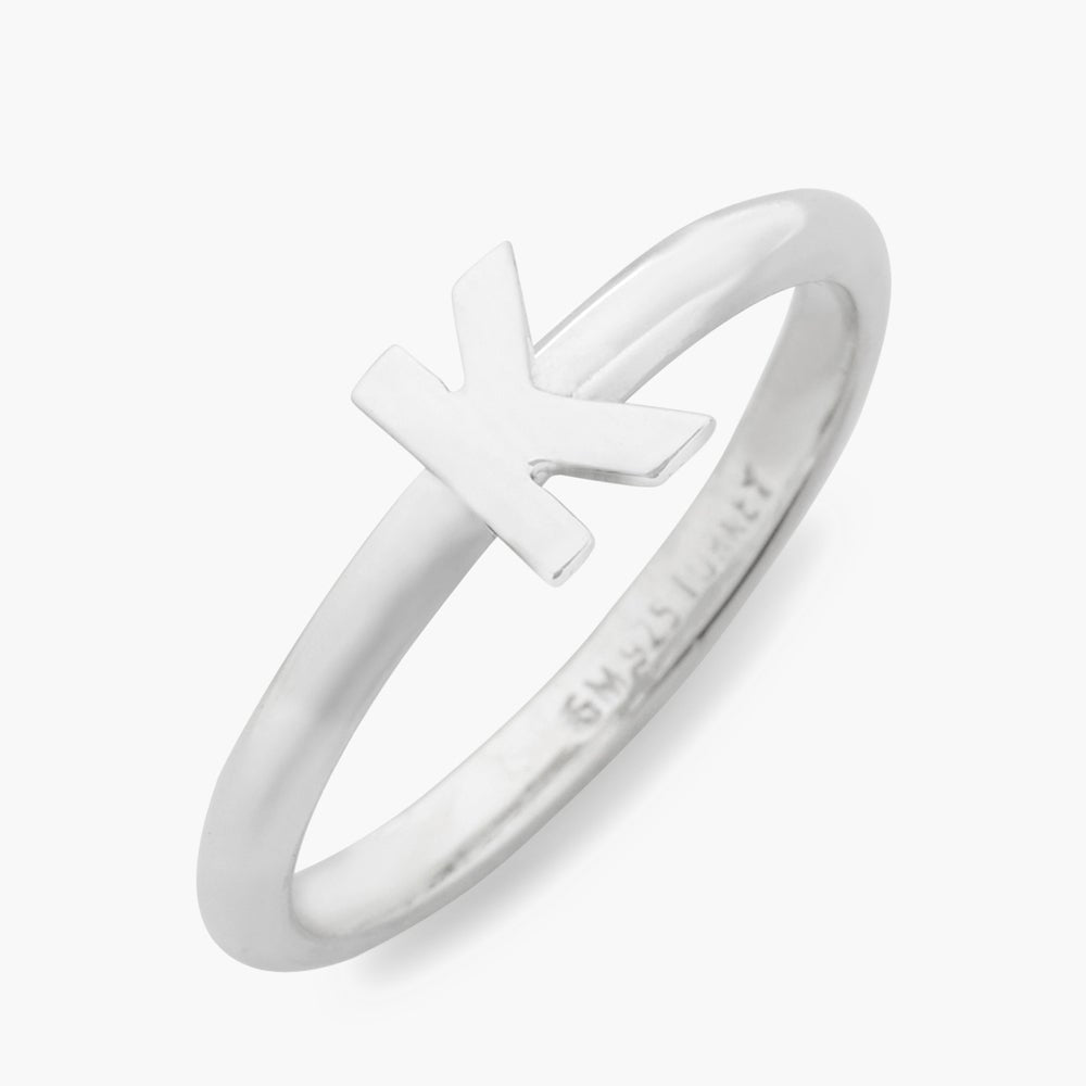 Everly Initial Ring