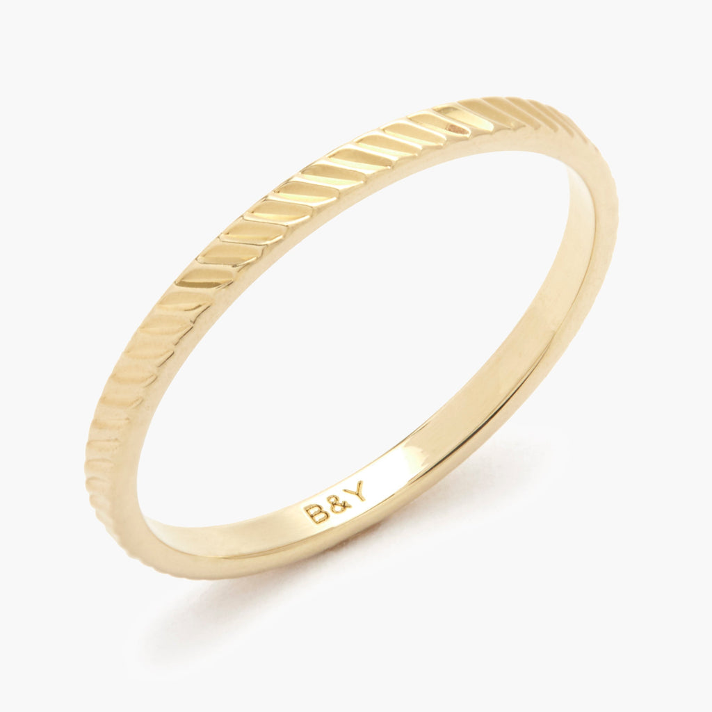 Nell Extra Thin Ring