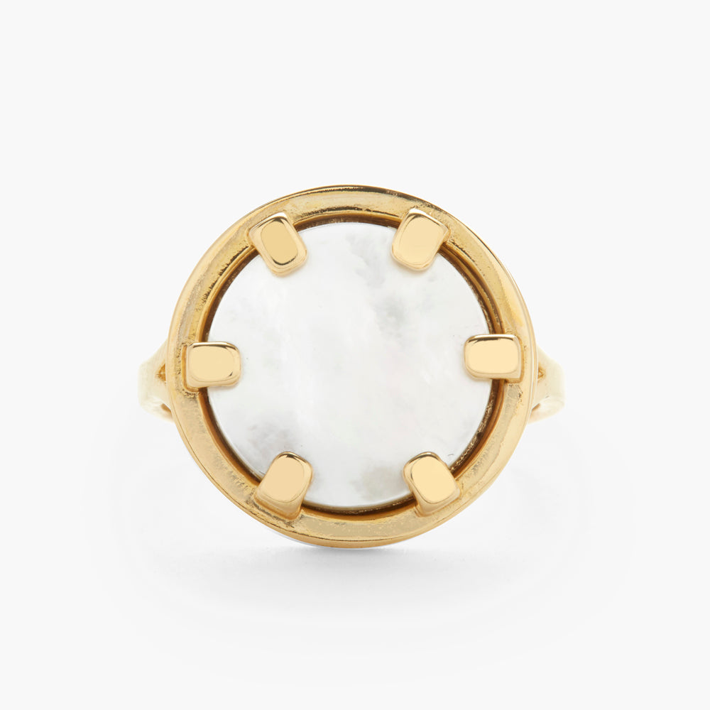 Bria Coin Ring