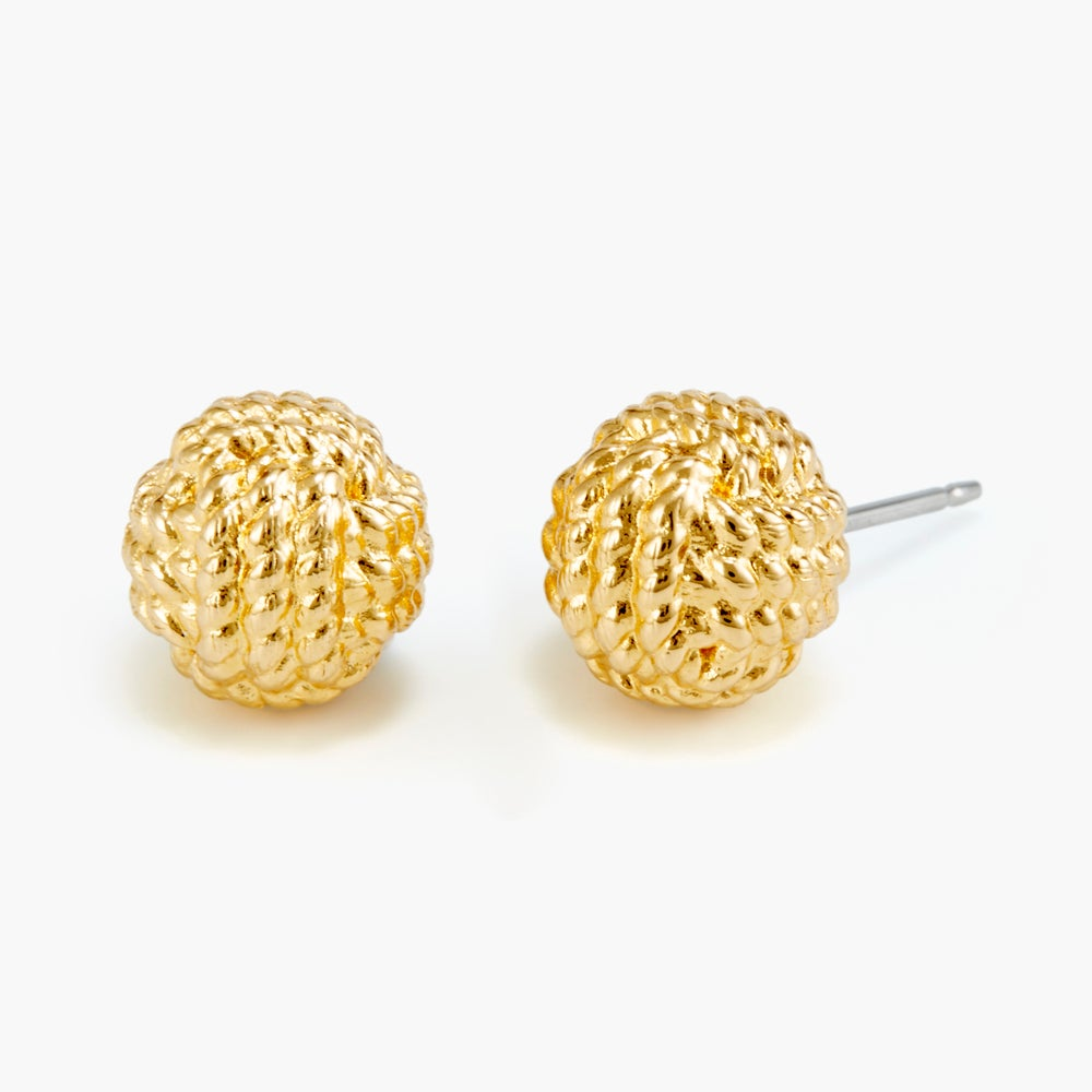 Parker Knot Earrings