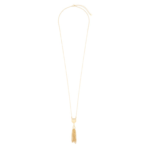 Emily Tassel Necklace
