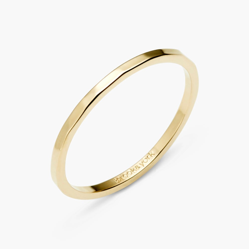 Maren Extra Thin Ring