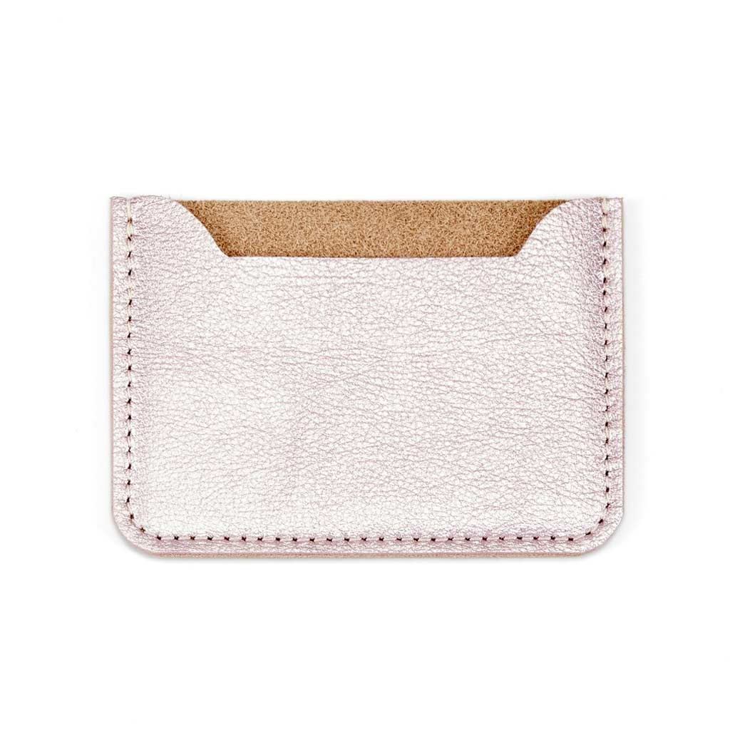 Leather Card Case by Annie Bukhman