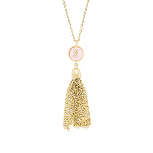 Isla Tassel Necklace