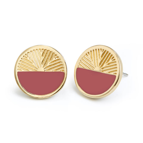 Lex Colorblock Earrings