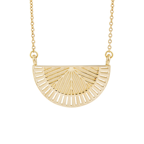 Lex Half Necklace
