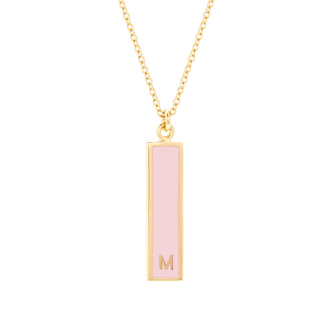 Madison Vertical Bar Necklace