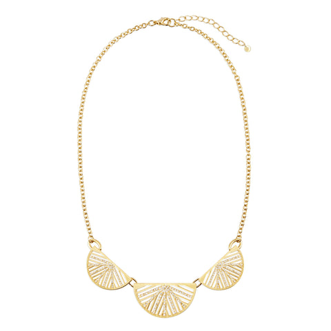 Maiden Statement Necklace