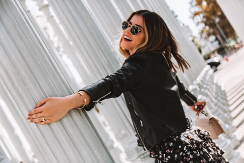 $influencer @miles.and.smiles in Camila Pearl Cuff by @brookandyork