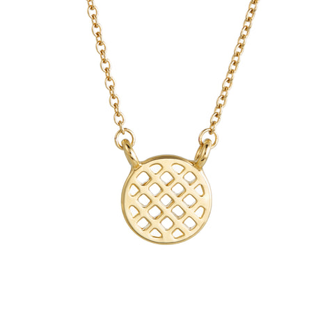 Mystic Pineapple Necklace
