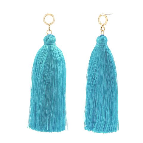 Nova Tassel Earrings