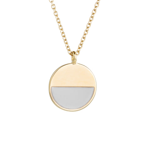 Somerset Colorblock Pendant