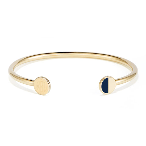 Somerset Colorblock Signet Cuff
