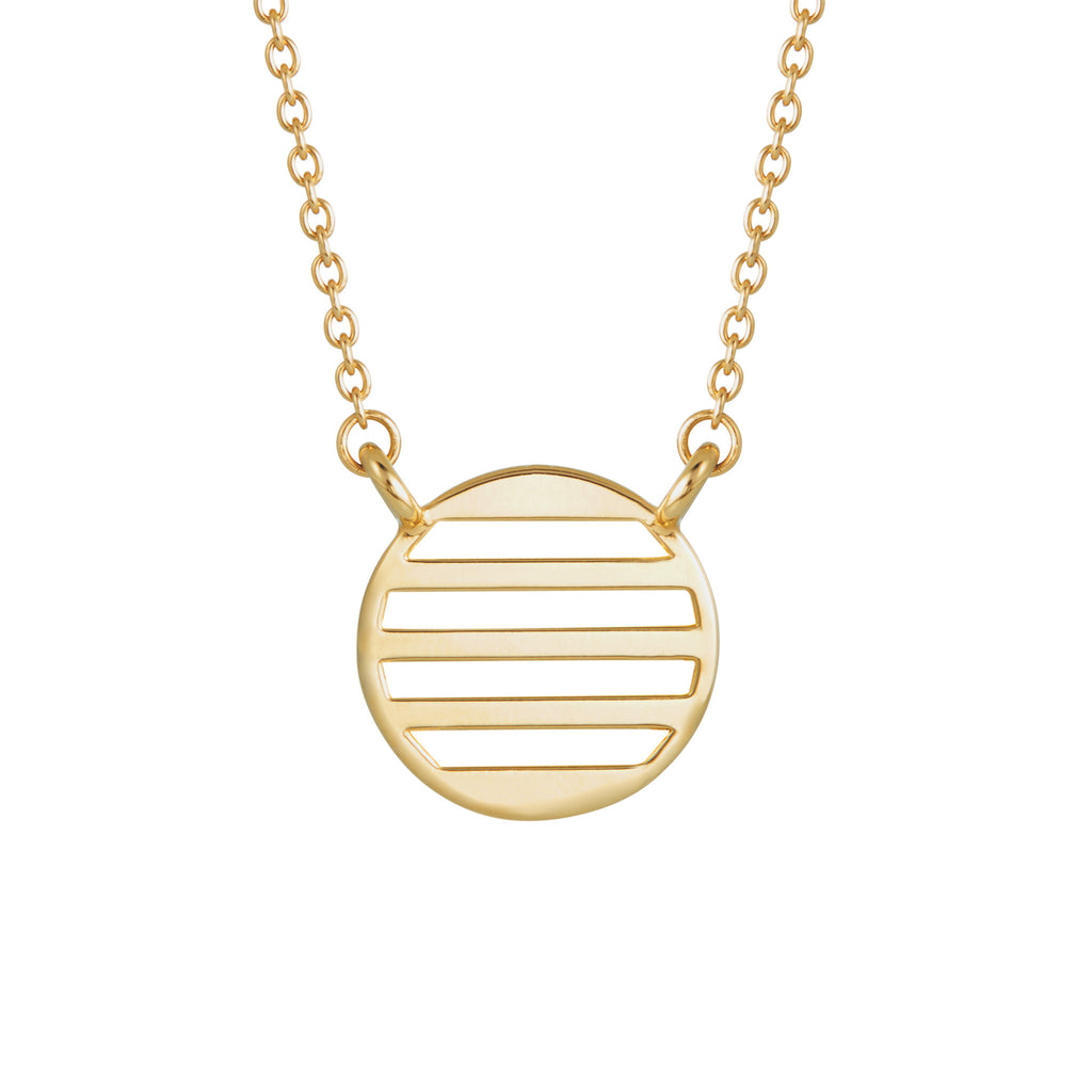 Westerly Stripe Necklace