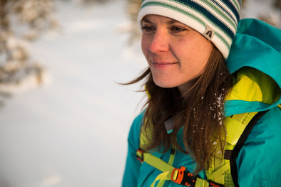 Brand Ambassador: Heather Balogh Rochfort – Heading the Call of Adventure