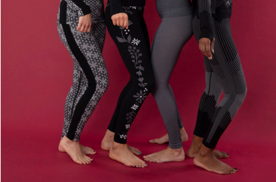 "Do all the ""things"" in our leggings!"