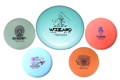 Disc Golf Sets