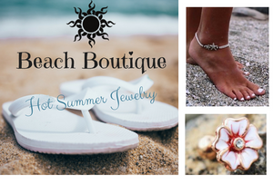 Summer style Beach Boutique Fashion jewelry & body jewelry - Fashion Hut Jewelry