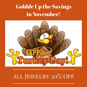 Thanksgiving Day Sale - Huge Savings on all Body Jewelry - Fashion Hut Jewelry