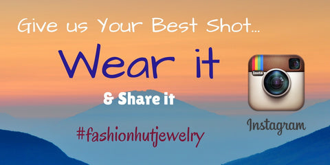Wear it and share it customer pictures - Fashion Hut Jewelry