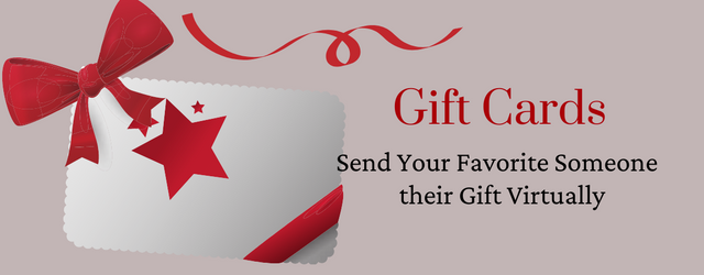 Gift Certificates & Gift Cards Make the Perfect Holiday or Christmas Gift - Fashion Hut Jewelry