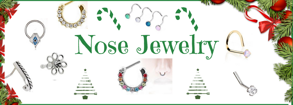 Nose Rings - Nose Jewelry - Fashion Hut Jewelry