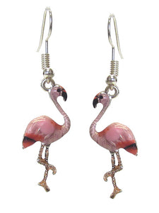 Flamingo Earrings - Fashion Hut Jewelry