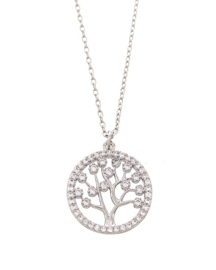 Family Tree Necklace - Fashion Hut Jewelry