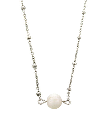 Natural Pearl Necklace - Fashion Hut Jewelry