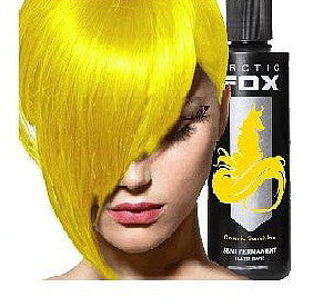 Arctic Fox Cosmic Sunshine Semi Permanent Hair Color - 4 oz. - Fashion Hut Jewelry