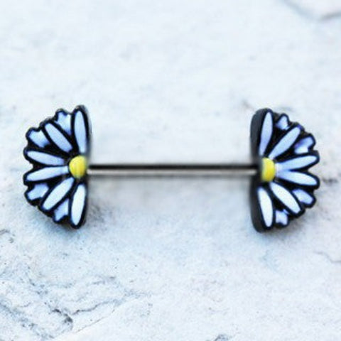 316L Stainless Steel Daisy Nipple Bar