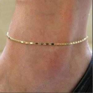 Sexy Anklet Ankle Bracelet Cheville Style - Fashion Hut Jewelry