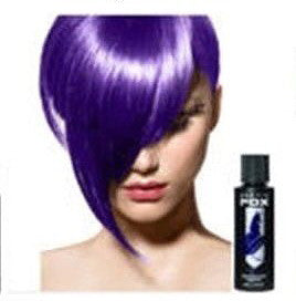Arctic Fox Purple Rain Semi Permanent Hair Color - 4 oz. - Fashion Hut Jewelry