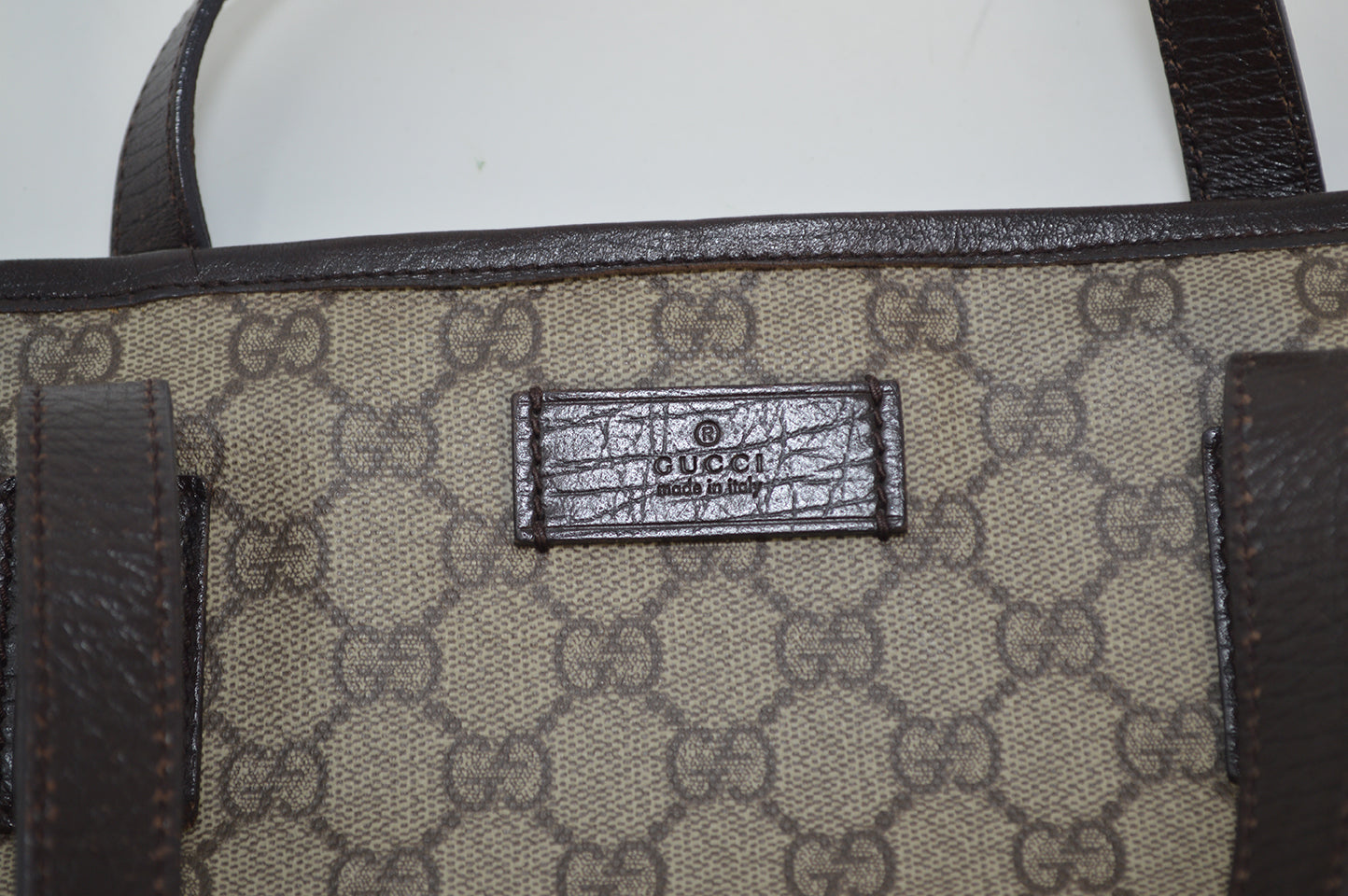 Gucci GG Plus Tote Bag