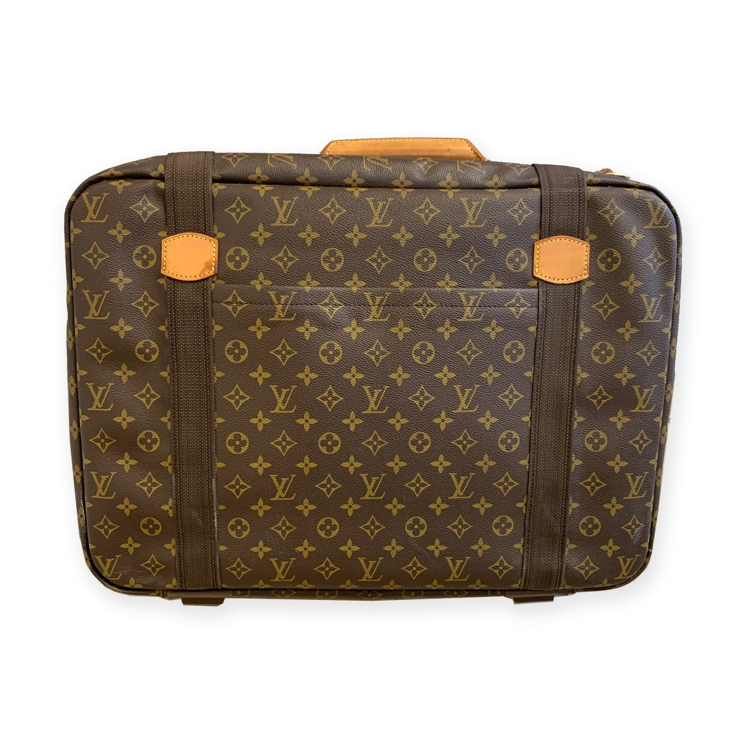 Louis Vuitton Check-In Monogram Luggage
