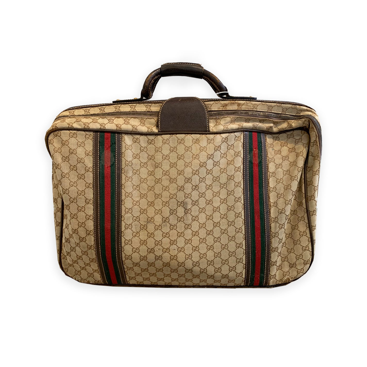 Gucci Vintage Soft Luggage