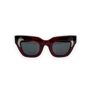 Kaibosh Cherry Red Sunglasses